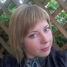 Viktoria felhasználói profilja