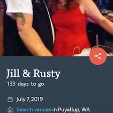 Perfil de usuario de Jill