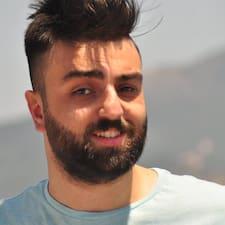 Perfil do utilizador de Mehmet