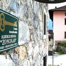 Albergo Diffuso User Profile