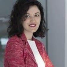 Cosmina Brukerprofil