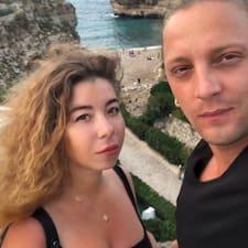 Inessa & Vlad felhasználói profilja