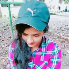 Profil utilisateur de Shyma