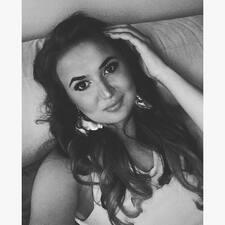 Profil utilisateur de Melika
