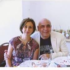 Lucia Del Pilar felhasználói profilja