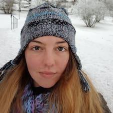 Profil utilisateur de Elrina