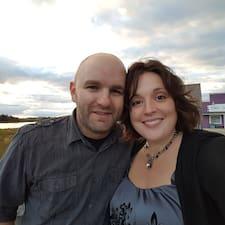 Profil utilisateur de Denis & Tanya