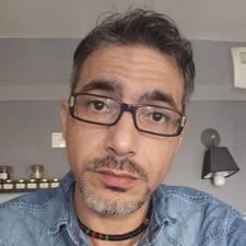 Abdelhak felhasználói profilja
