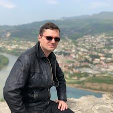 Gebruikersprofiel Oleg