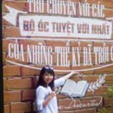 Användarprofil för Nguyen