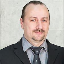 Darius Brukerprofil