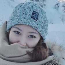 Yuvia User Profile