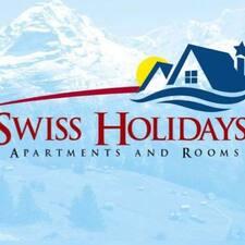 Profil Pengguna Swiss Holiday