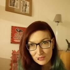 Vanessa-Sabrina felhasználói profilja