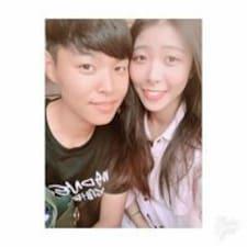 心妤 felhasználói profilja