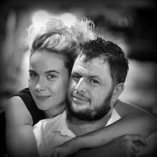 Profilo utente di Justine Et Cédric