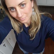 Profil Pengguna Stefania
