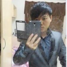 Jia Kang felhasználói profilja
