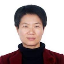 Användarprofil för Lifang