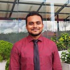 Vihanga felhasználói profilja