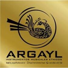 Perfil de usuario de Instrumentos Argayl