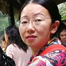 Jiepinghan felhasználói profilja