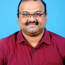 Krishnakumar - Uživatelský profil