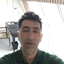 Mehmet的用戶個人資料