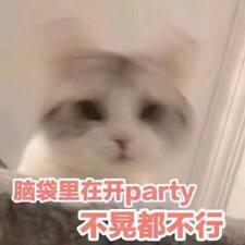 Perfil de usuario de 偲瑜
