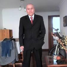 Profil Pengguna Pedro Antonio