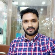 Profil utilisateur de Prasanthkumar