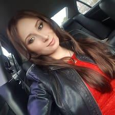 Катя felhasználói profilja