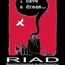 Riad User Profile