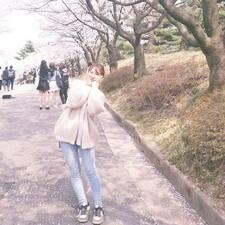 Profil utilisateur de Nahyeon