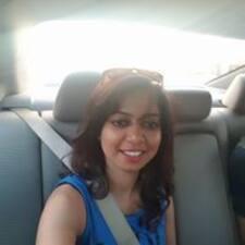 Profil utilisateur de Shradha