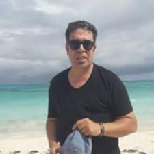 Jose Maria felhasználói profilja