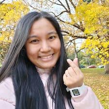 Mei Lee felhasználói profilja