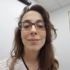 Henkilön Maria Cristina käyttäjäprofiili