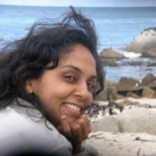 Profil utilisateur de Meetali