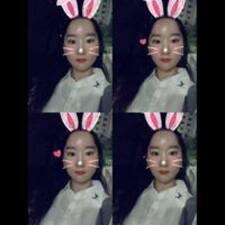 Perfil do usuário de 조정아
