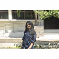 Profilo utente di Gladys Ayundyah