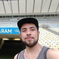 Luis Gonzalo felhasználói profilja