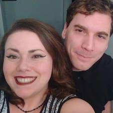 Nutzerprofil von Melissa & Sean