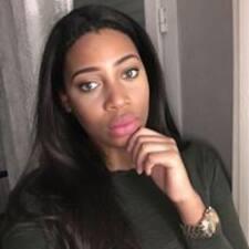 Marie-Cyrielle felhasználói profilja