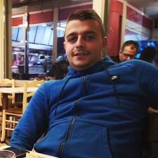 Anastasios felhasználói profilja