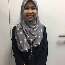 Siti Atikah User Profile