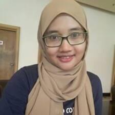 Notandalýsing Siti Hadijah