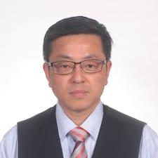 Perfil do utilizador de Yifeng
