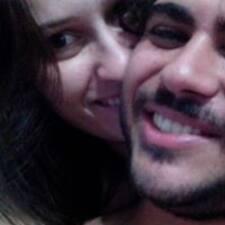 Профиль пользователя Denise & Felipe