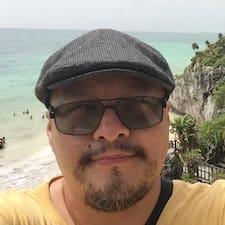 Nutzerprofil von Eleazar Guillermo